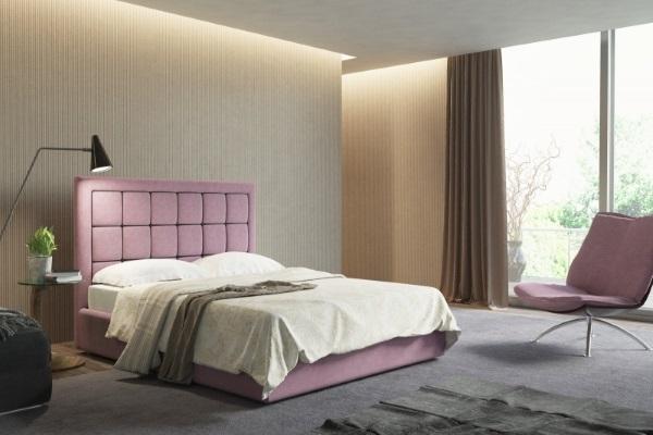 Кровать Breez купить в салоне-студии мебели Барселона mnogospalen.ru много спален мебель Италии классические современные