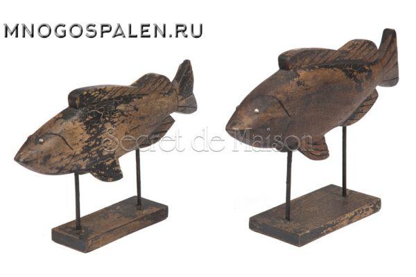 Декор Secret De Maison FISH ( mod. M-10734 ) купить в салоне-студии мебели Барселона mnogospalen.ru много спален мебель Италии классические современные