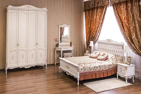Спальня Мечта купить в салоне-студии мебели Барселона mnogospalen.ru много спален мебель Италии классические современные