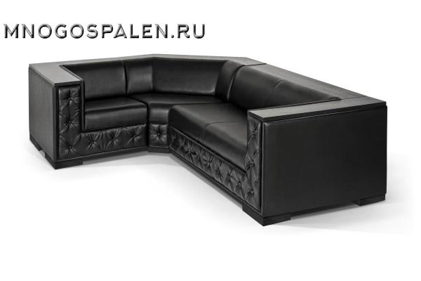 Диван Монреаль купить в салоне-студии мебели Барселона mnogospalen.ru много спален мебель Италии классические современные