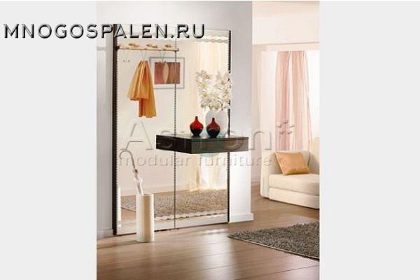 Прихожая Ka016 Astron купить в салоне-студии мебели Барселона mnogospalen.ru много спален мебель Италии классические современные