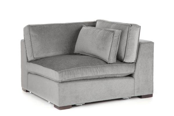 Угловой элемент дивана SO086-2-40 Deep size King Corner  108319 купить в салоне-студии мебели Барселона mnogospalen.ru много спален мебель Италии классические современные