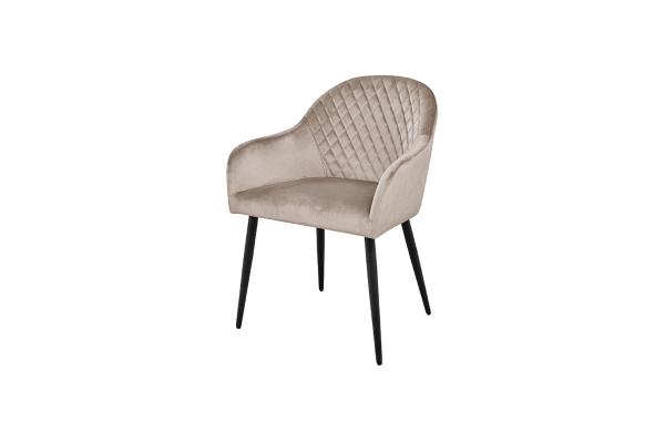 Кресло DC4074 велюр капучино купить в салоне-студии мебели Барселона mnogospalen.ru много спален мебель Италии классические современные
