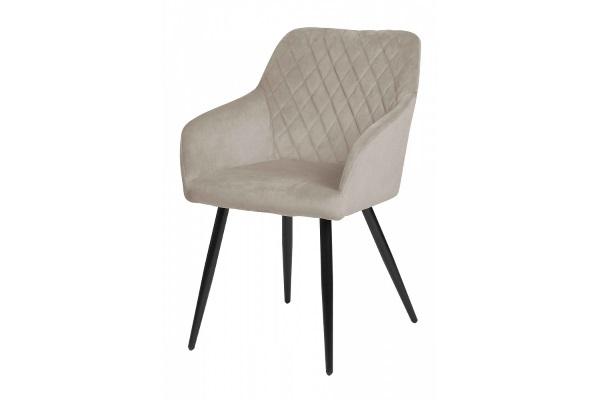 Стул BRANDY серый, велюр G062-14 купить в салоне-студии мебели Барселона mnogospalen.ru много спален мебель Италии классические современные